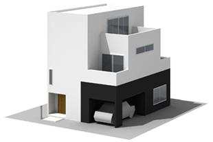 一戸建て・新築のイメージ